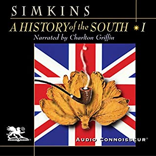 A History of the South, Volume 1 cover art
