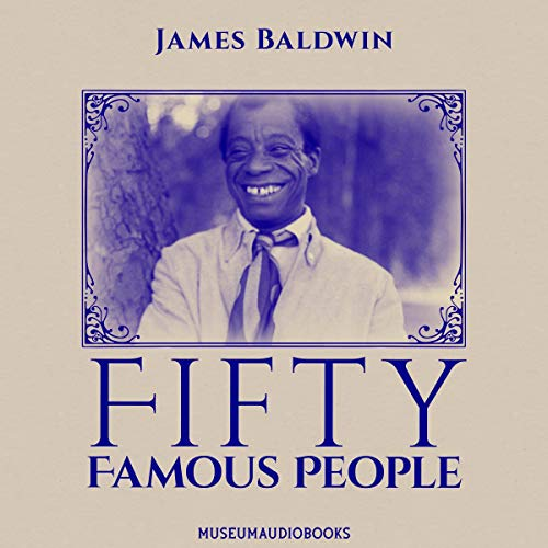 Fifty Famous People audiobook cover art
