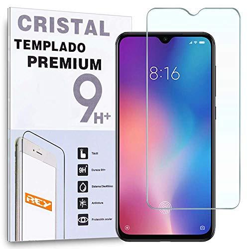 - Protector de Pantalla para XIAOMI MI 9 SE / Mi9 SE, Cristal Vidrio Templado Premium