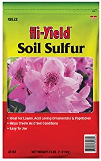VOLUNTARY PURCHASING GROUP Soil Sulfur, 4 lb