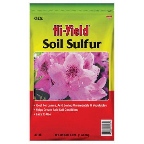 VOLUNTARY PURCHASING GROUP Soil Sulfur, 4 lb