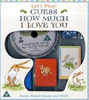 Guess How Much I Love You Board Game