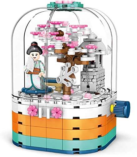juguete LF- La construcción de Conjunto, Ladrillos de partículas pequeñas de Bricolaje Bloques de construcción de Modelos, DIY 3D Puzzle Jugar, for Adultos y for los niños Aprender