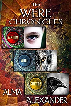 Cover Art for Were Chronicles