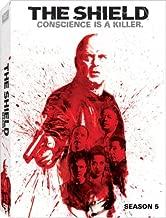 The Shield - Season 5 4 Disks