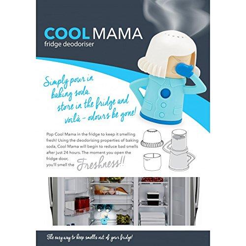 Cool Mama frigorífico ambientador Angry Mama limpiador de ...