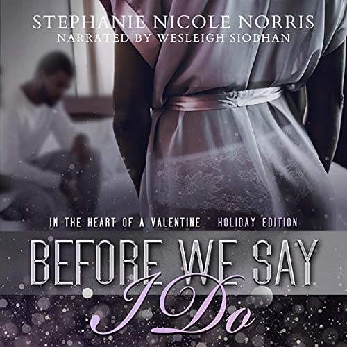 Before We Say I Do cover art