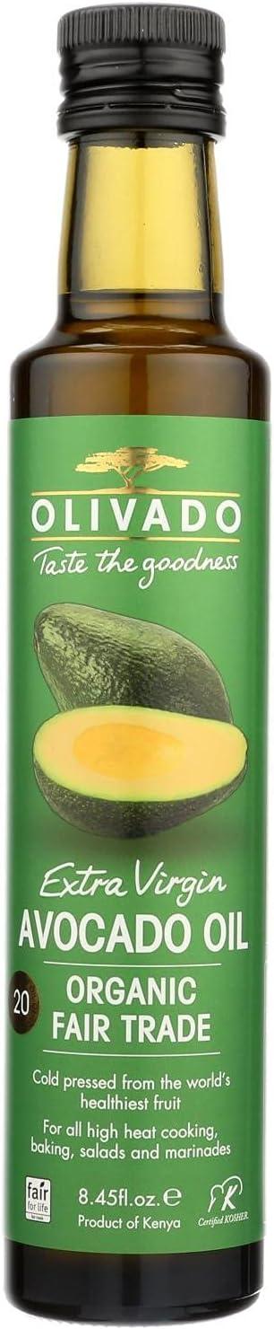 Extra Max 43% OFF Virgin Avocado Oil Las Vegas Mall 8.50 6 Ounces of Case
