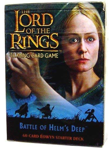 Lord of the Rings Card Game Theme Starter Deck Battle of Helm