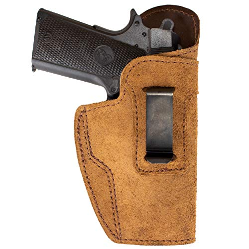Daltech Force Brown Inside The Waistband IWB Conceal Carry...