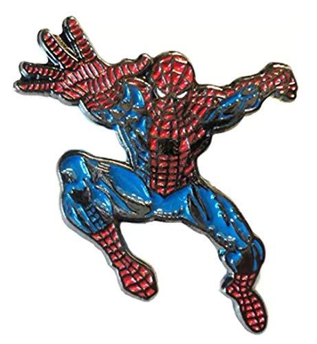 Anstecknadel aus Metall, Emaille, Superheld, Spiderman