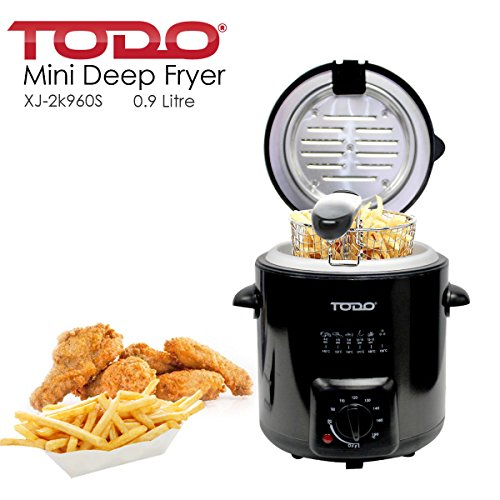 TODO 0.9L Stainless Steel Deep Fryer