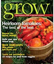 Best grow magazine fine gardening Reviews