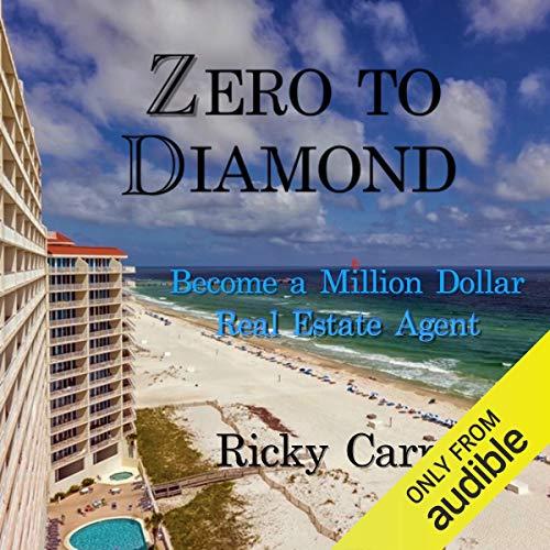 Zero to Diamond audiobook cover art