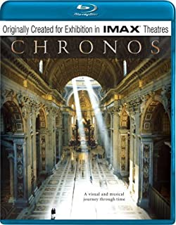 Chronos (IMAX) [Blu-ray] by IMAGE ENTERTAINMENT by Ron Fricke