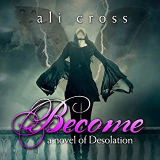 Become audiobook cover art