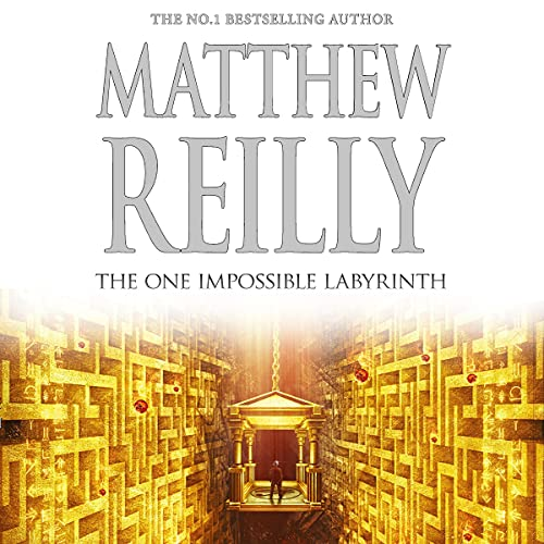 The One Impossible Labyrinth cover art