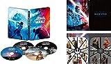 【Amazon.co.jp限定】スター・ウォーズ/スカイウォーカーの夜明け 4K UHD MovieNEX スチールブック(オリジナルWポケットクリアファイル付き) [4K ULTRA HD+3D+ブルーレイ+デジタルコピー+MovieNEXワールド] [Blu-ray]