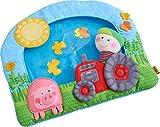HABA 305222 - Wasser-Spielmatte Bauernhof, Spielmatte mit vielseitigen Spielelementen zur Förderung der Wahrnehmung und Motorik, Babyspielzeug ab 6 Monaten