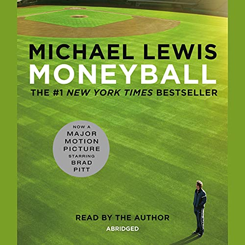 Moneyball Audiobook By Michael Lewis cover art