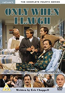 Only When I Laugh - The Complete Fourth Series