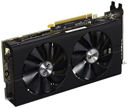 Sapphire Nitro+ Radeon RX 480 Grafikkarte (8 GB, GDDR5 Speicher, 256 bit Memory Bus, 225W,  PCI-Express 3.0)