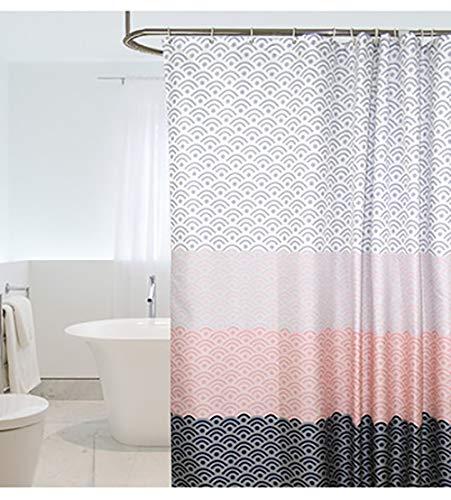SHAOHUALI nieuwe WIFI patroon dikke waterdichte meeldauw polyester doek douchegordijn watergordijn verduistering partitie gordijn plus dikke meeldauw venster gordijn