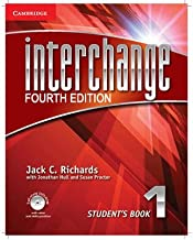 [ Interchange Level 1 Student's Book with Self-Study DVD-ROM (Student) [ INTERCHANGE LEVEL 1 STUDENT'S BOOK WITH SELF-STUDY DVD-ROM (STUDENT) BY Richards, Jack C. ( Author ) Jun-29-2012 ] By Richards, Jack C. ( Author ) [ 2012 ) [ Hardcover ]