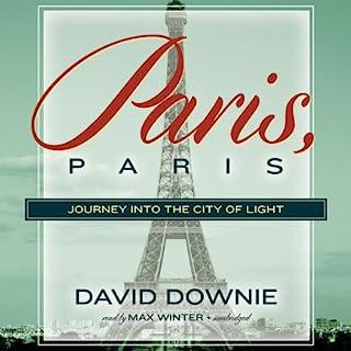 Paris, Paris audiobook cover art