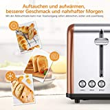 Housmile 2-Scheiben Toaster - 6