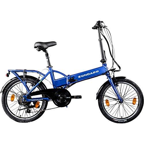 Zündapp Z101 Faltrad E-Bike 20 Zoll Klapprad kaufen  Bild 1*