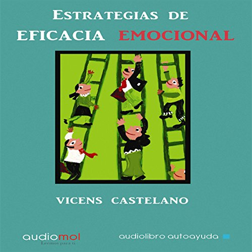 Estrategias de eficacia emocional [Emotional Efficacy Strategies] audiobook cover art
