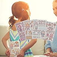 漫画日記スクラップブック用品、かわいい本ペースタースクラップブッキング用品、DIYアルバムステッカー和紙スクラップブックステッカージャーナル用スクラップブック