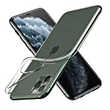 Baozun iPhone 11 Pro Hülle iPhone 11 Pro Case Ultra Slim Silikonhülle Durchsichtig Handyhülle...