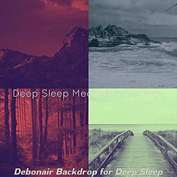 Debonair Backdrop for Deep Sleep