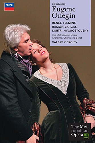 Tchaikovsky - Eugene Onegin / Fleming, Vargas, Hvorostovsky, Gergiev, Carsen [Metropolitan Opera 2007]