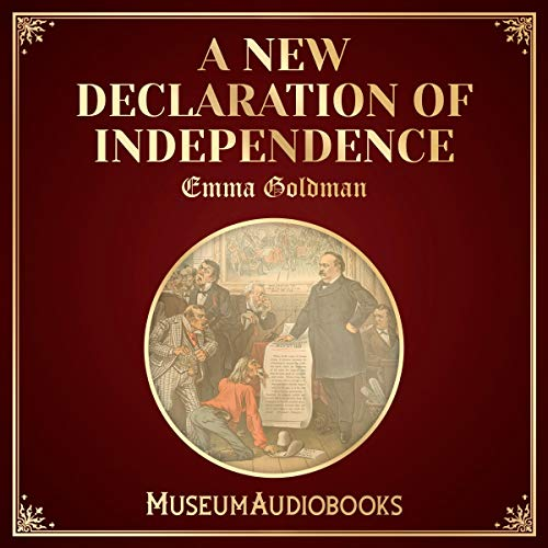 A New Declaration of Independence audiobook cover art
