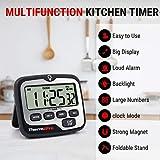 Zoom IMG-1 thermopro tm01 timer da cucina