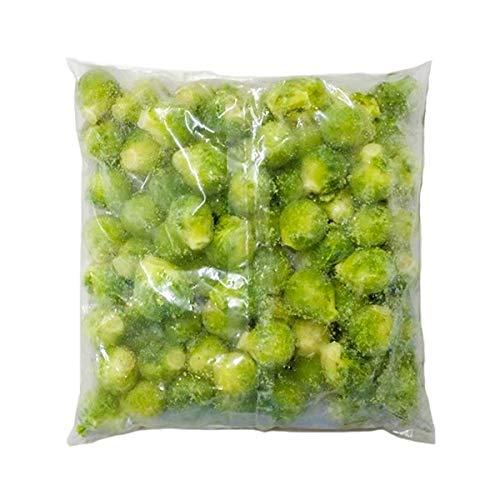 【冷凍】京果食品 芽キャベツ 1kg 業務用