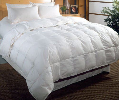 Extra Filling WINTER EXTRA WARM 100% White Duck Feather Super King Bed Size 15 Tog Quilt/Duvet by Viceroybedding