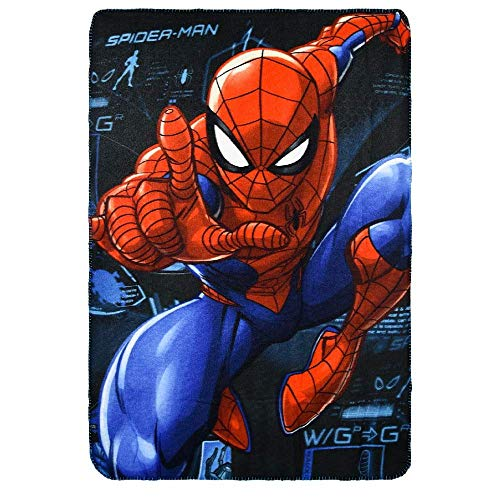 Suncity Decke Spiderman Marvel Fleecedecke 100 x 150 cm