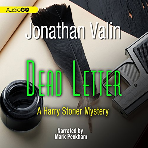 Dead Letter audiobook cover art