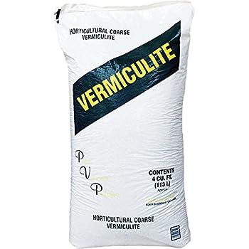 Horticultural Coarse Vermiculite - 4 Cubic Feet
