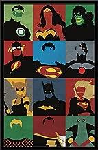 superman minimalist poster