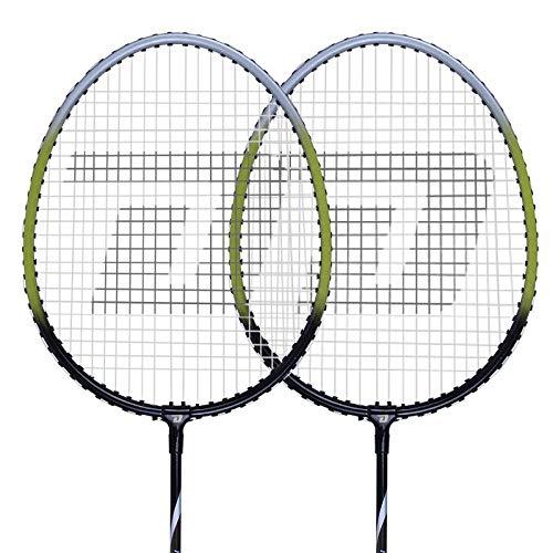 Badmintonracket voor kinderen-2 badmintonrackets_660mm