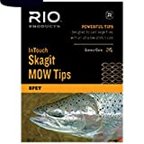 Rio INTOUCH SKAGIT MOW MEDIUM TIPS KIT by InTouch Skagit Mow Medium Tip Kit
