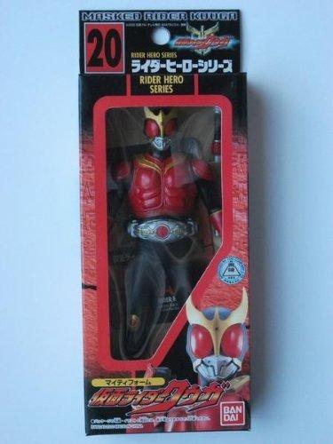 Kamen Rider Kuuga RH-20 Masked Rider Kuuga Mighty form (japan import)