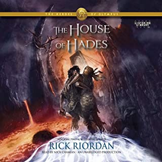 The House of Hades     The Heroes of Olympus, Book 4              Written by:                                                                                                                                 Rick Riordan                               Narrated by:                                                                                                                                 Nick Chamian                      Length: 17 hrs and 32 mins     34 ratings     Overall 4.7