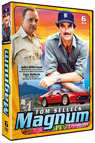Magnum Primera Temporada 6 DVDs Magnum, P.I.