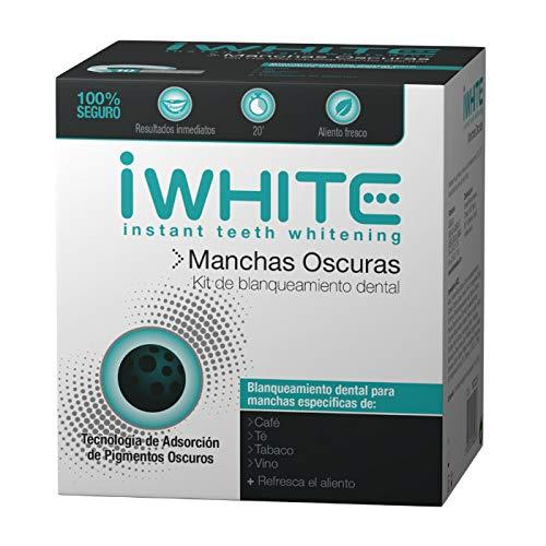 IWHITE MANCHAS OSCURAS
